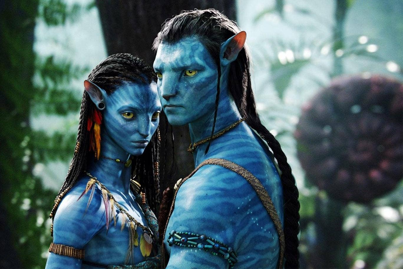 The film Avatar: actors and roles