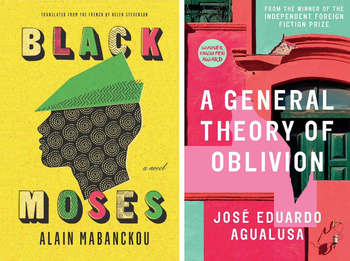 10 Best Translated Fiction The Independent