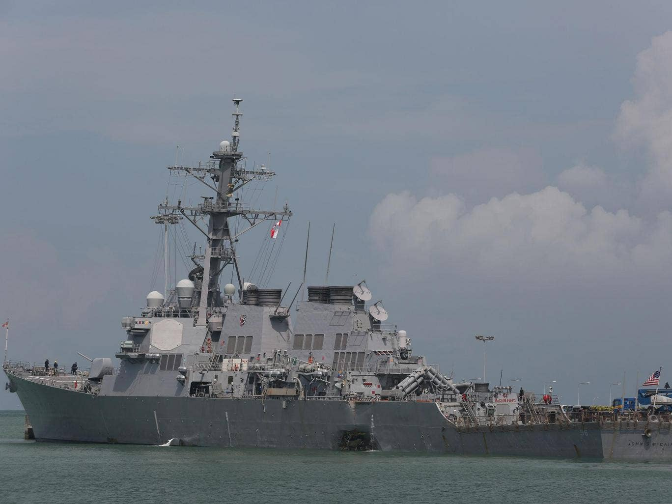 Indonesian fleet continues to suffer losses