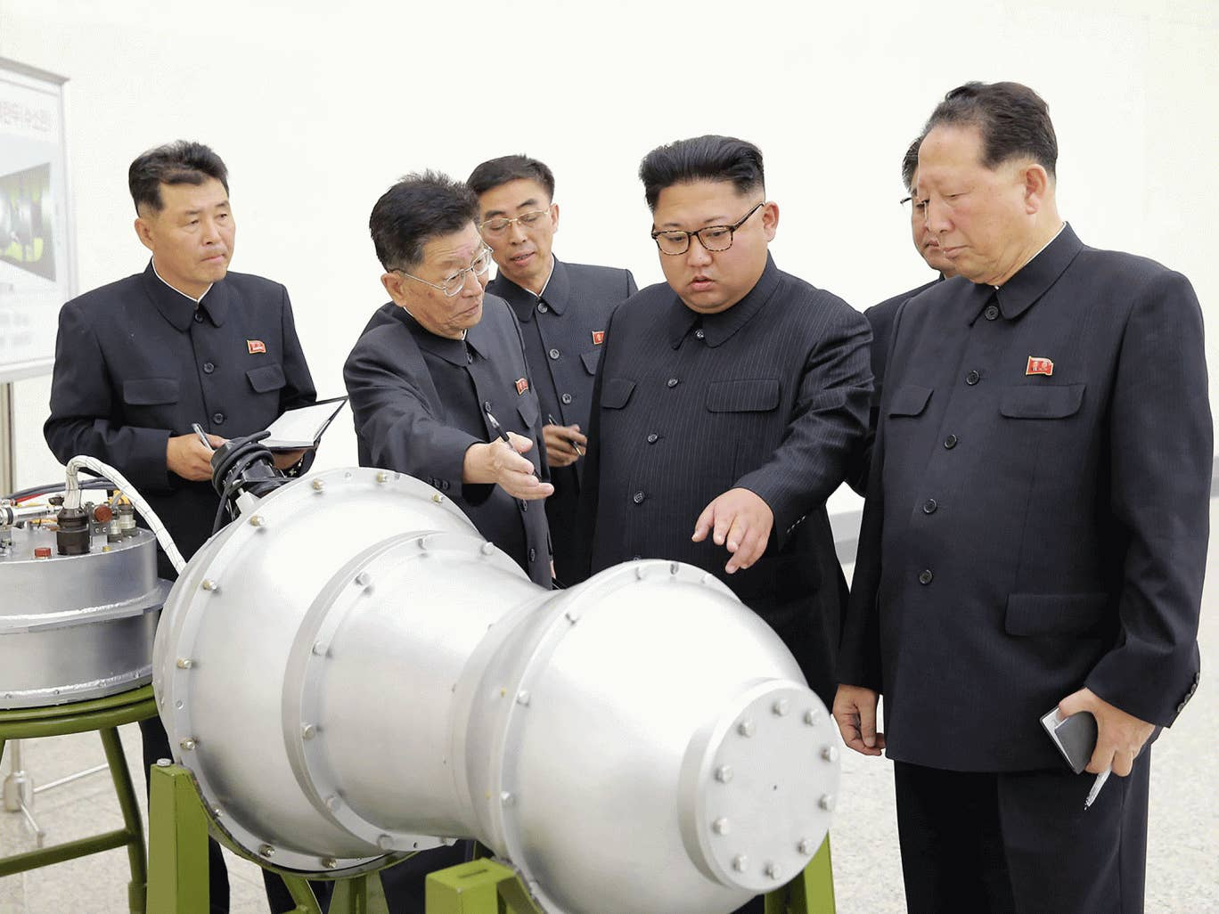 Theresa May Under Growing Pressure To Sign Un Anti Nuclear Treaty Andrew Smith Navy Formal Trousers 32 Dangers Of North Korea War Extremely Great Warns Defence Secretary