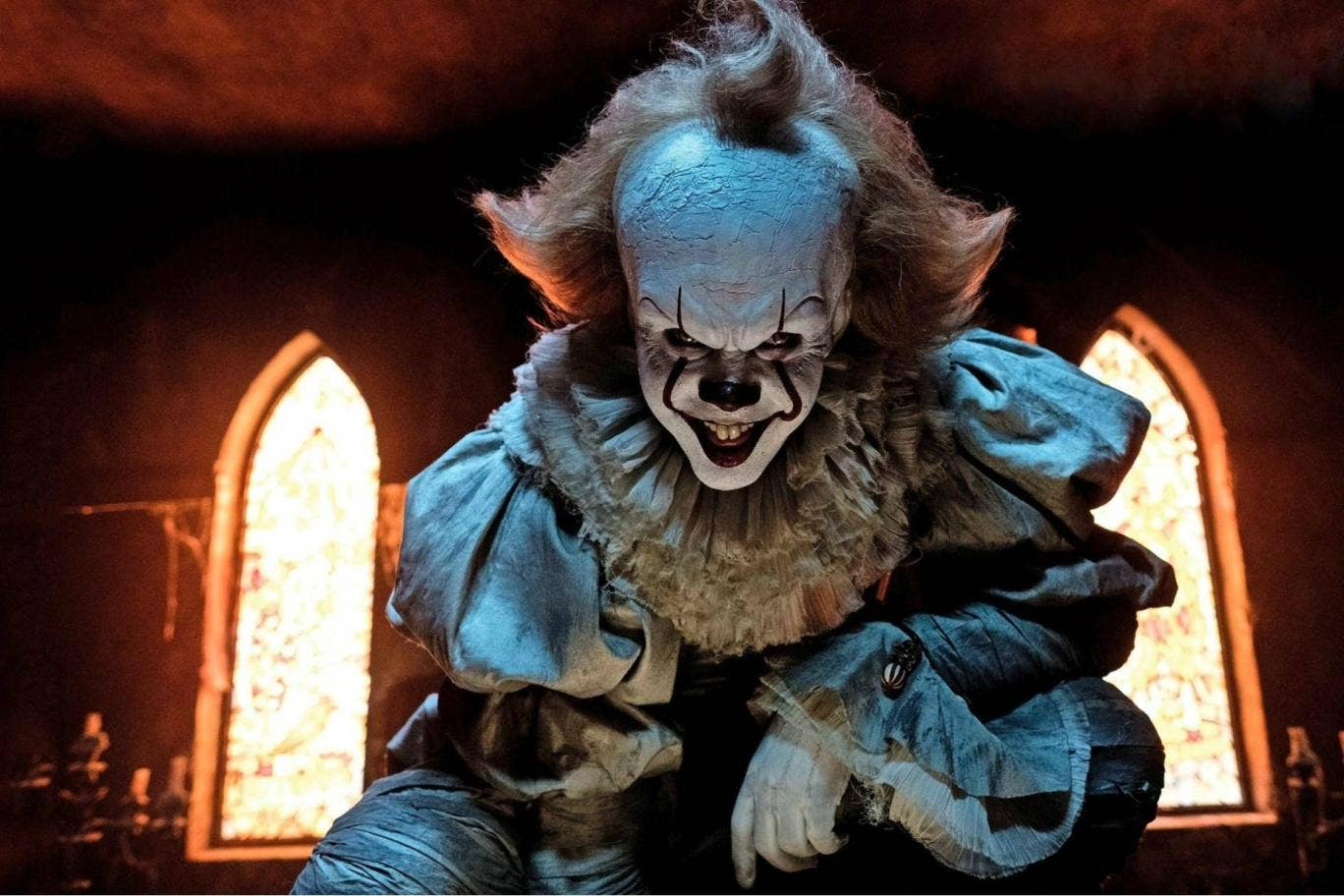 it movie: burger king russia demand ban because pennywise looks like