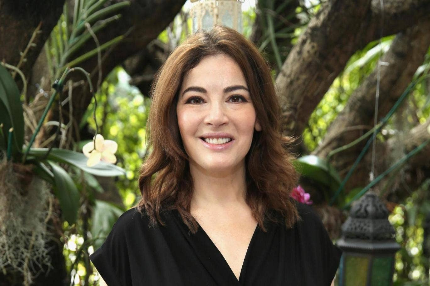 Nigella Lawson Joins Debate About ControversialConservative Party Redundancy Payouts images