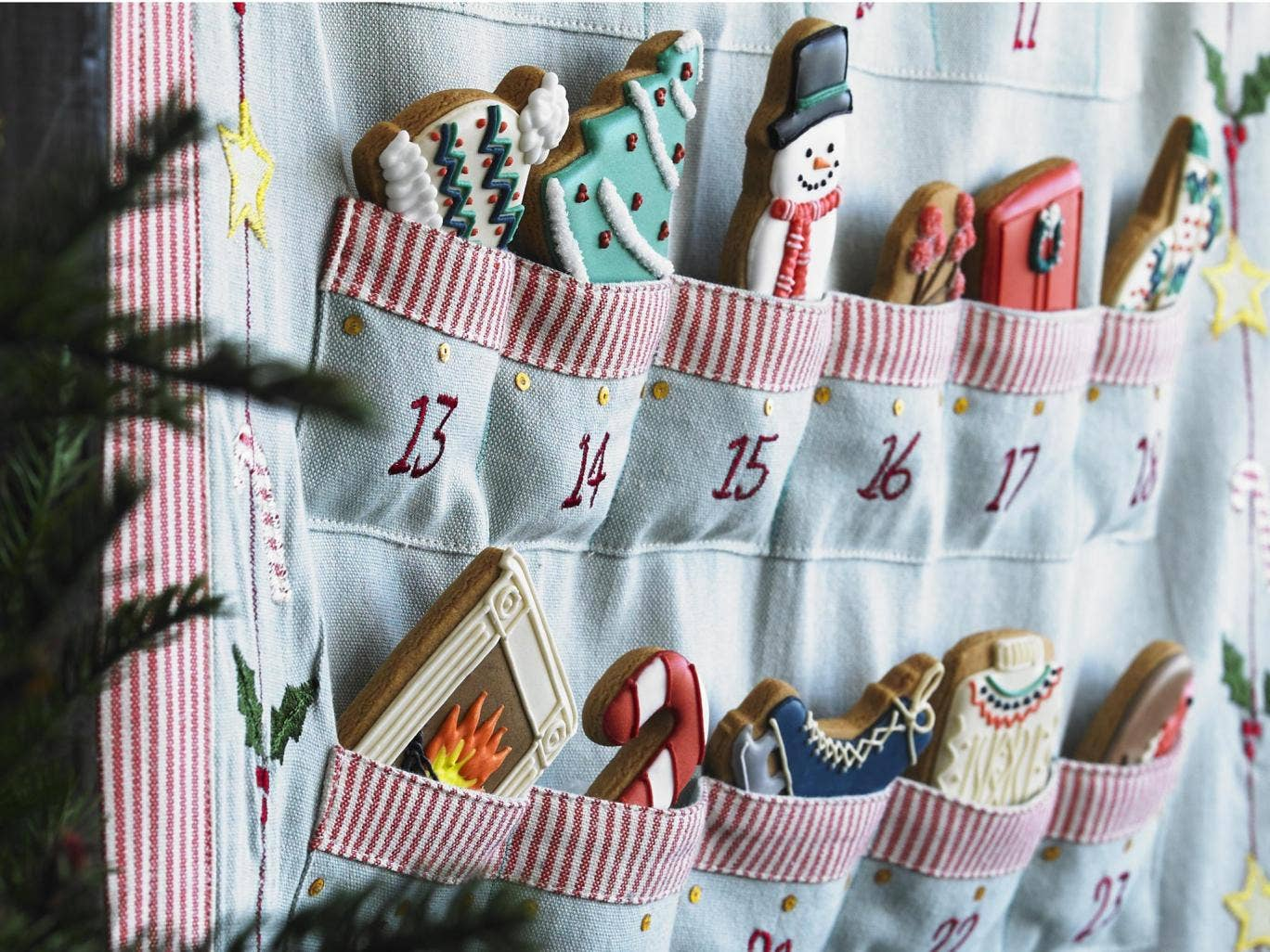 9 best alternative Christmas advent calendars for foodies | The ...