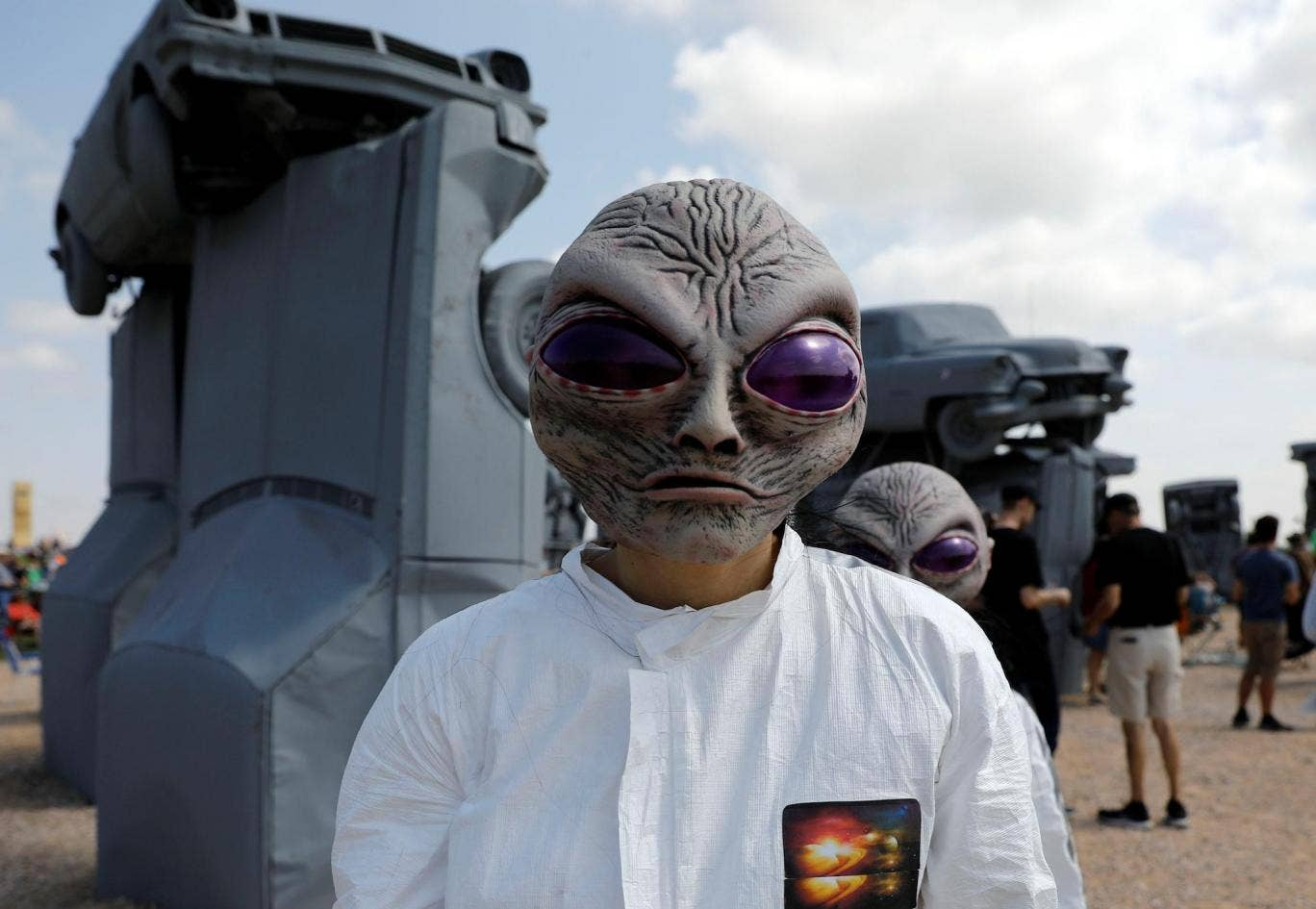 What Would Aliens Look Like More Similar To Us Than People Realise Google Mask Alien Scientists Suggest The Independent