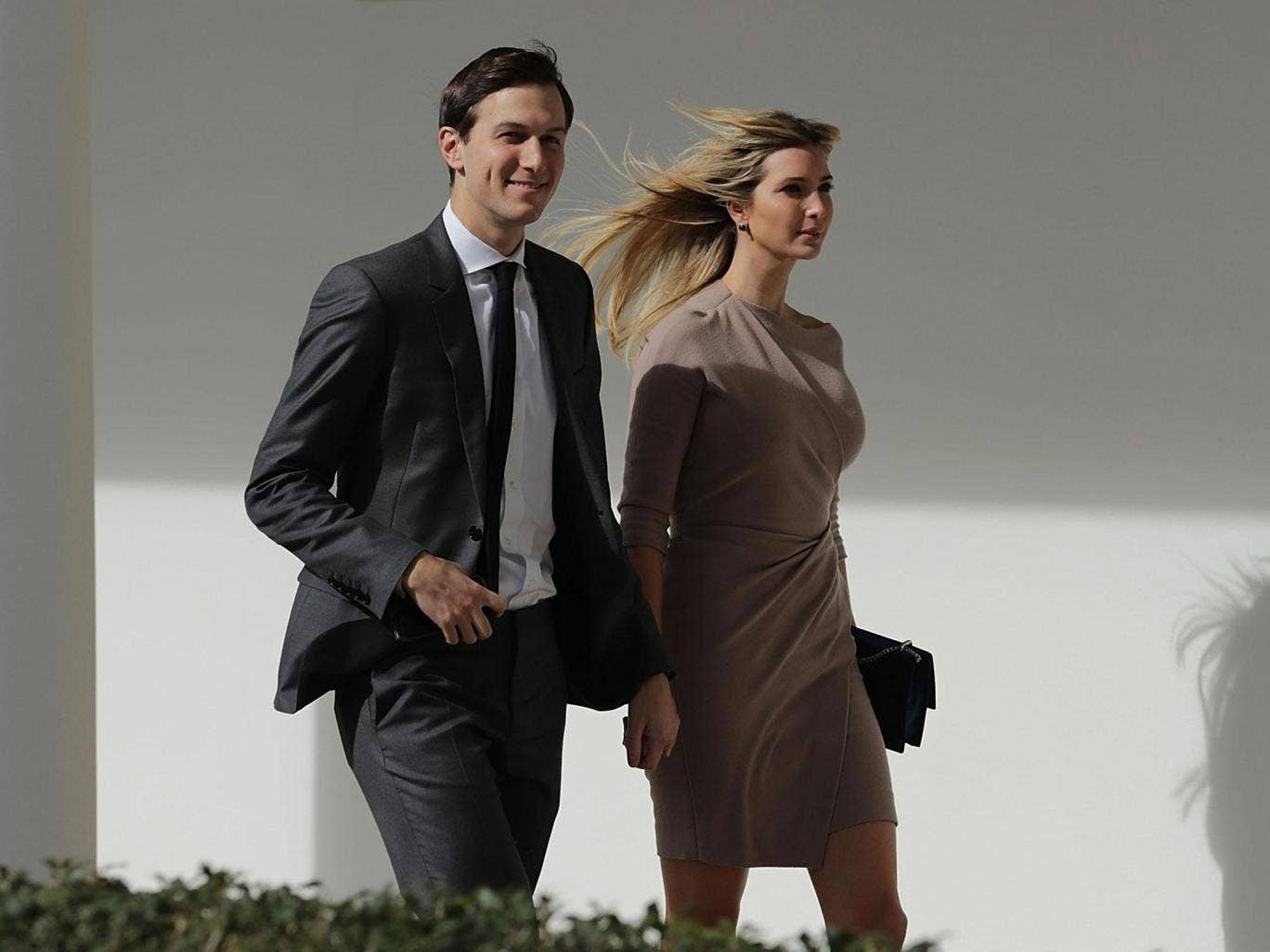 Jeffrey sues Ivanka Trump and Jared Kushner for hiding financial info