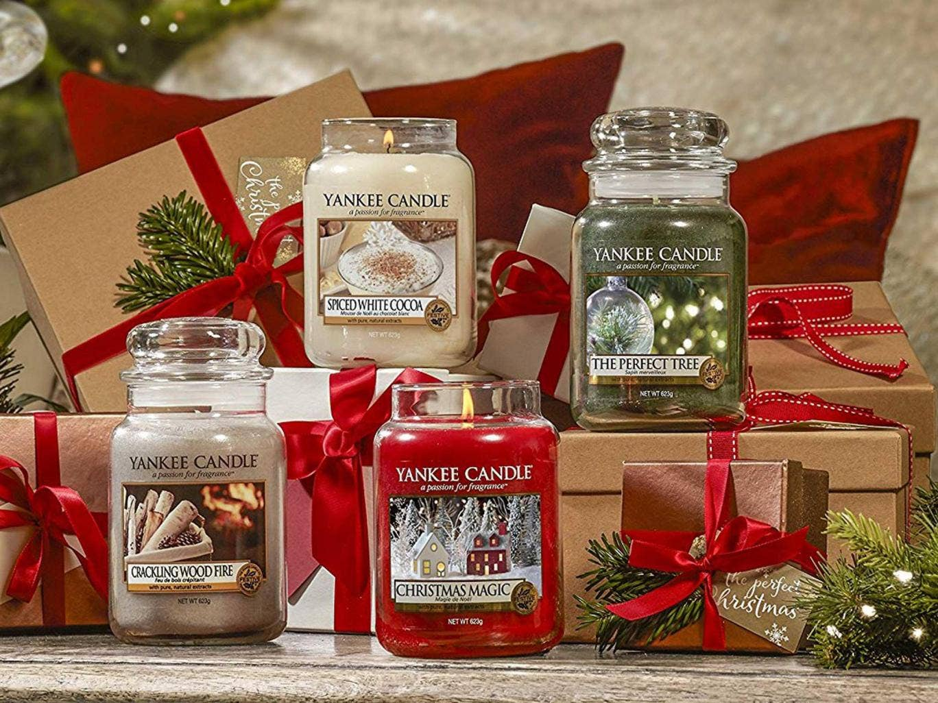 10 best Christmas scented candles | The Independent