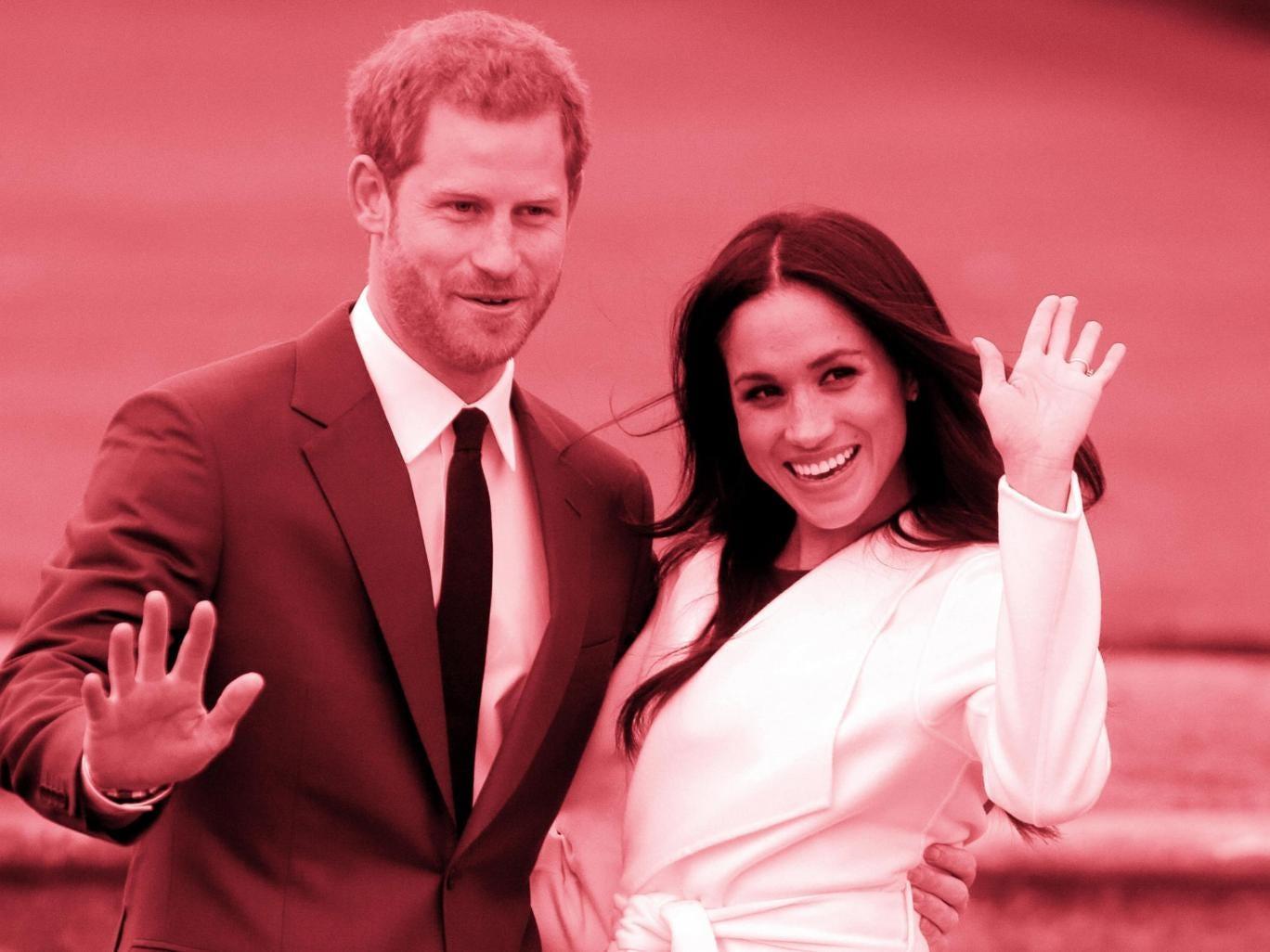 Prince Harry sidesteps question over royal wedding invite for Barack ...