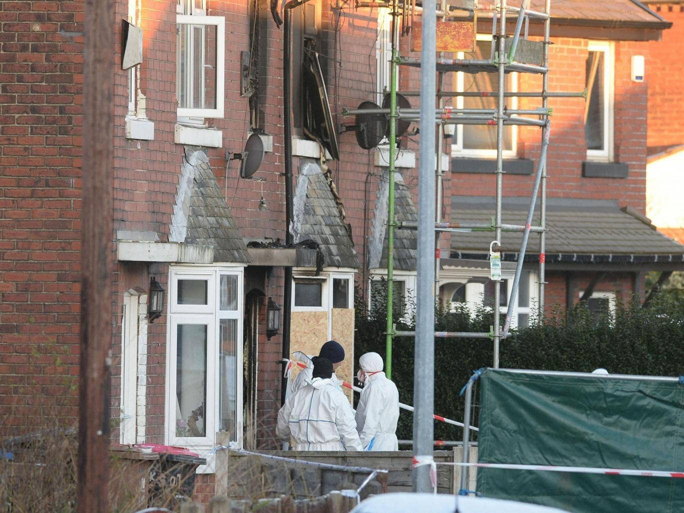 Salford House Fire Family Dreading Telling Critically Ill Mother Wiring A 4th Edition Completely Revised And Updated Three Year Old Becomes Fourth Victim Of Targeted