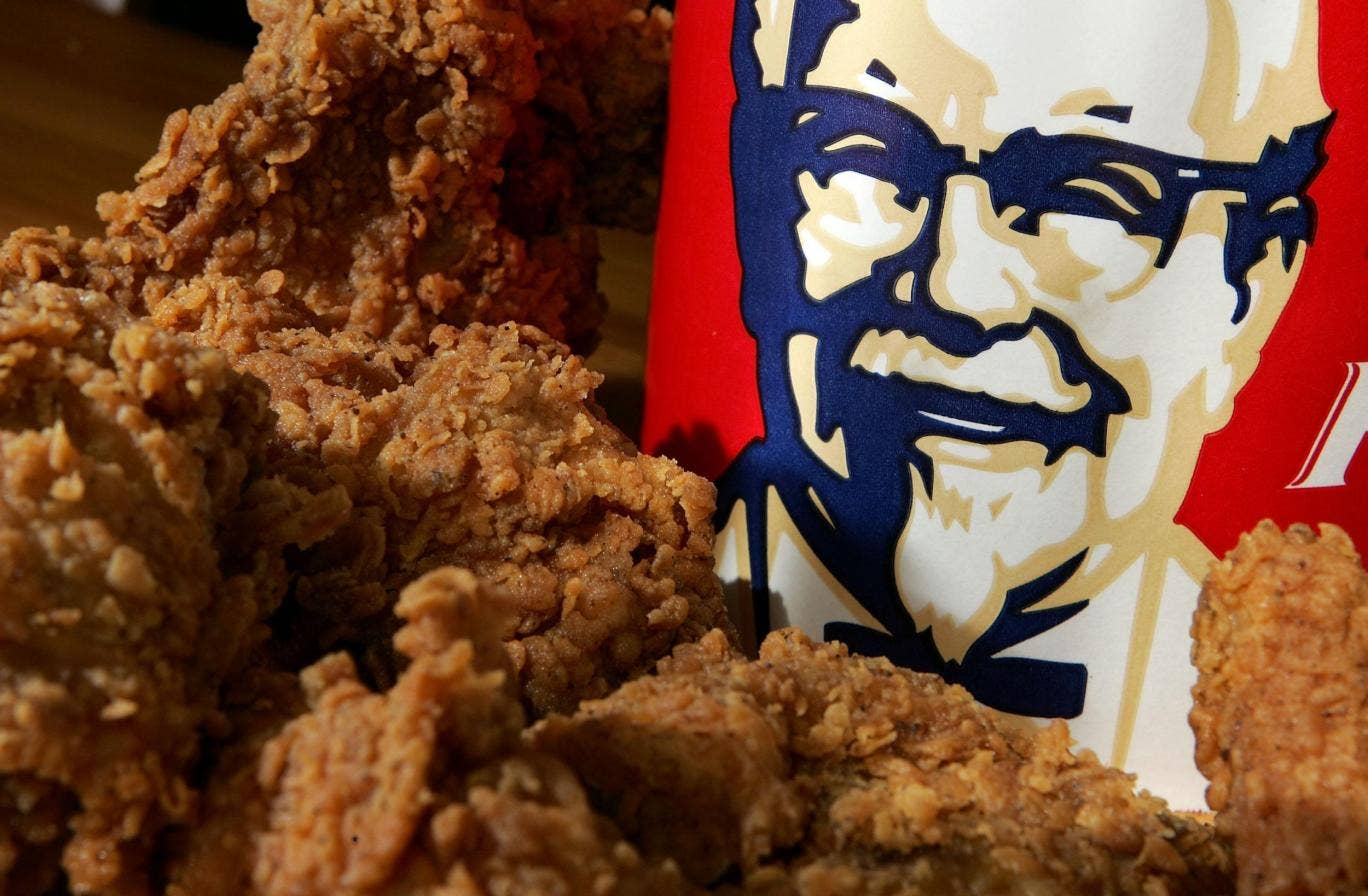 Police Urge People To Stop Calling Them About Kfc Chicken Shortage