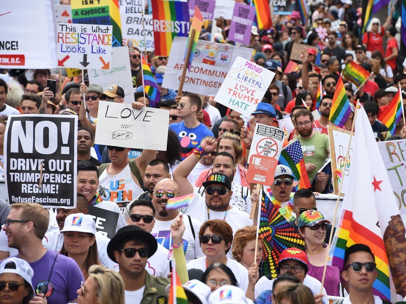 Long Island LGBT Senior Center Threatened with Violence