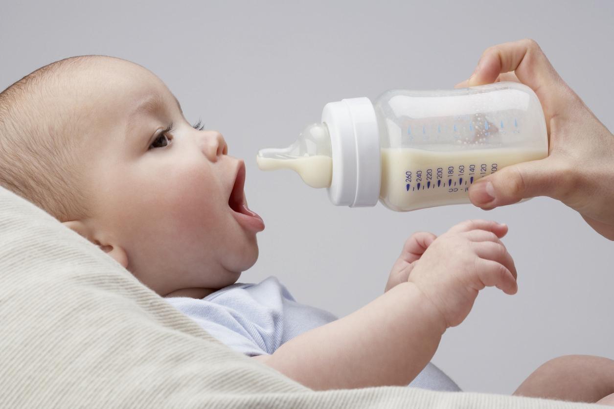 Feeding children on artificial feeding: the basic rules
