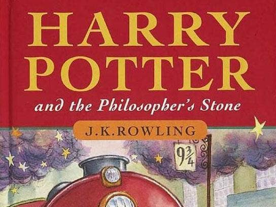 Harry Potter Book Known As 'Holy Grail For Collectors' Stolen By Burglars by Peter Subley for The Independent
