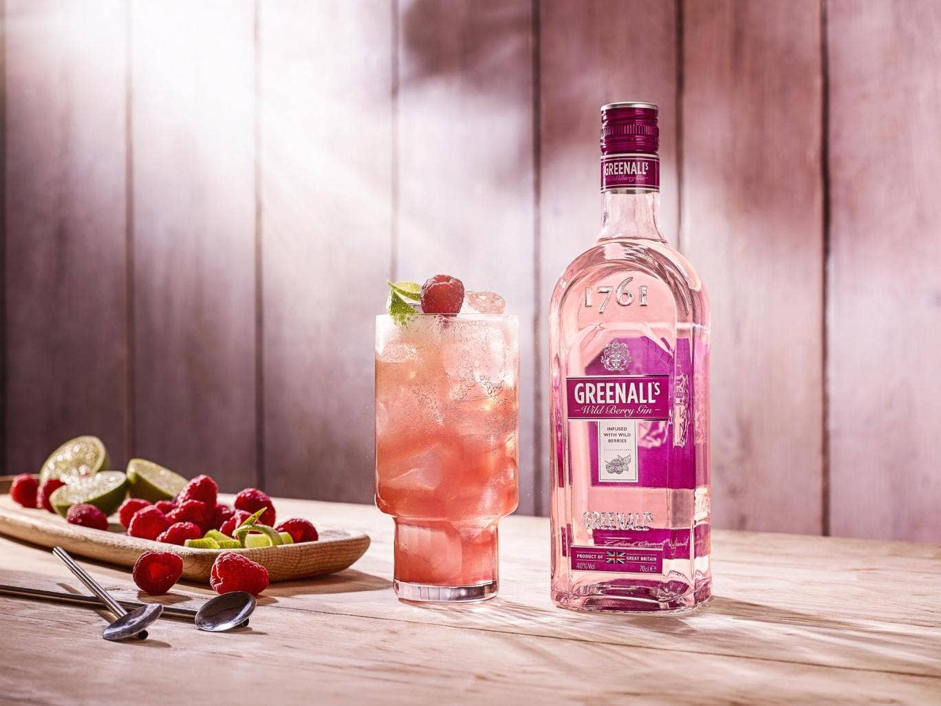 11 Best Pink Gins The Independent