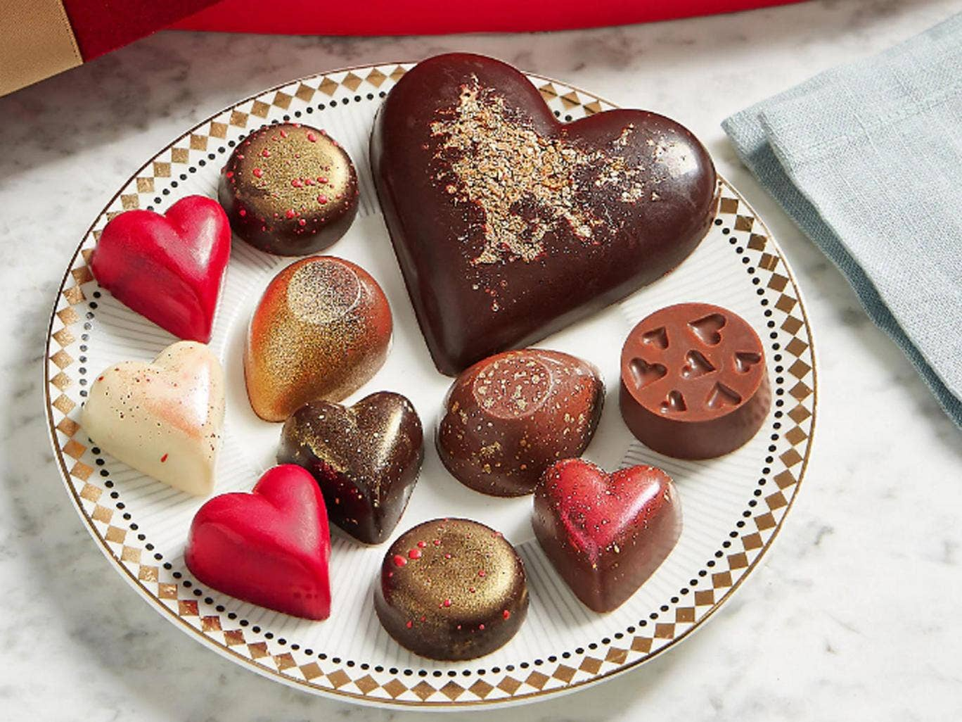 6 Best Vegan And Dairy Free Valentine S Day Chocolate The Independent