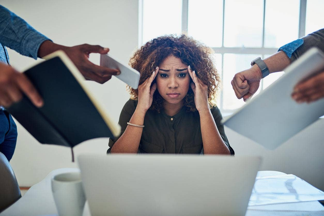 Half Of British People Wrongly Believe Stress Causes Cancer Poll Fileshort Circuit Testjpg Wikimedia Commons Finds The Independent