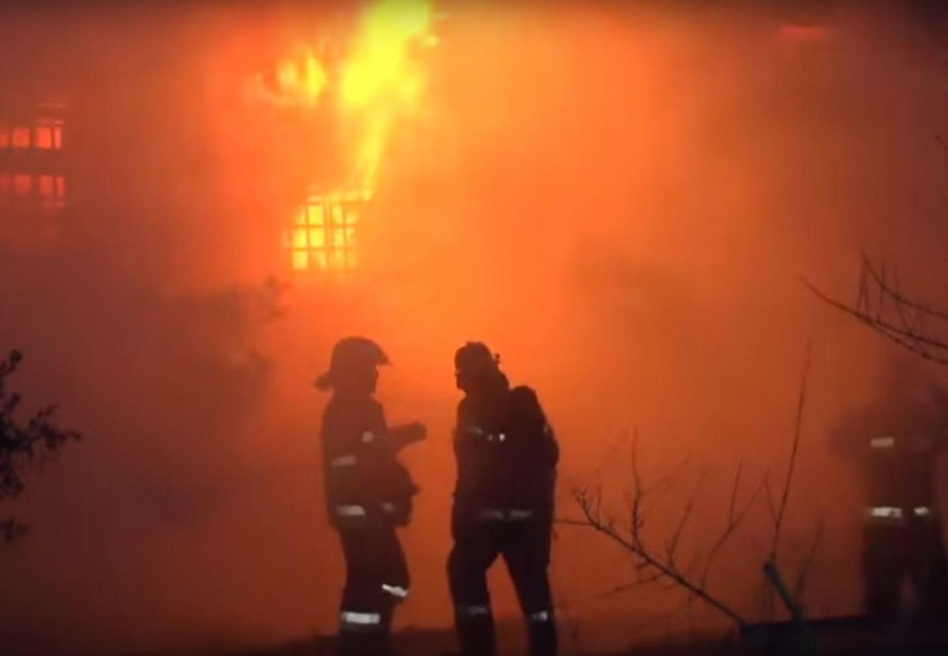 Dies of Azerbaijan Fire: Massive Blaze Kills 26 People At Drug Rehab Centre in Baku
