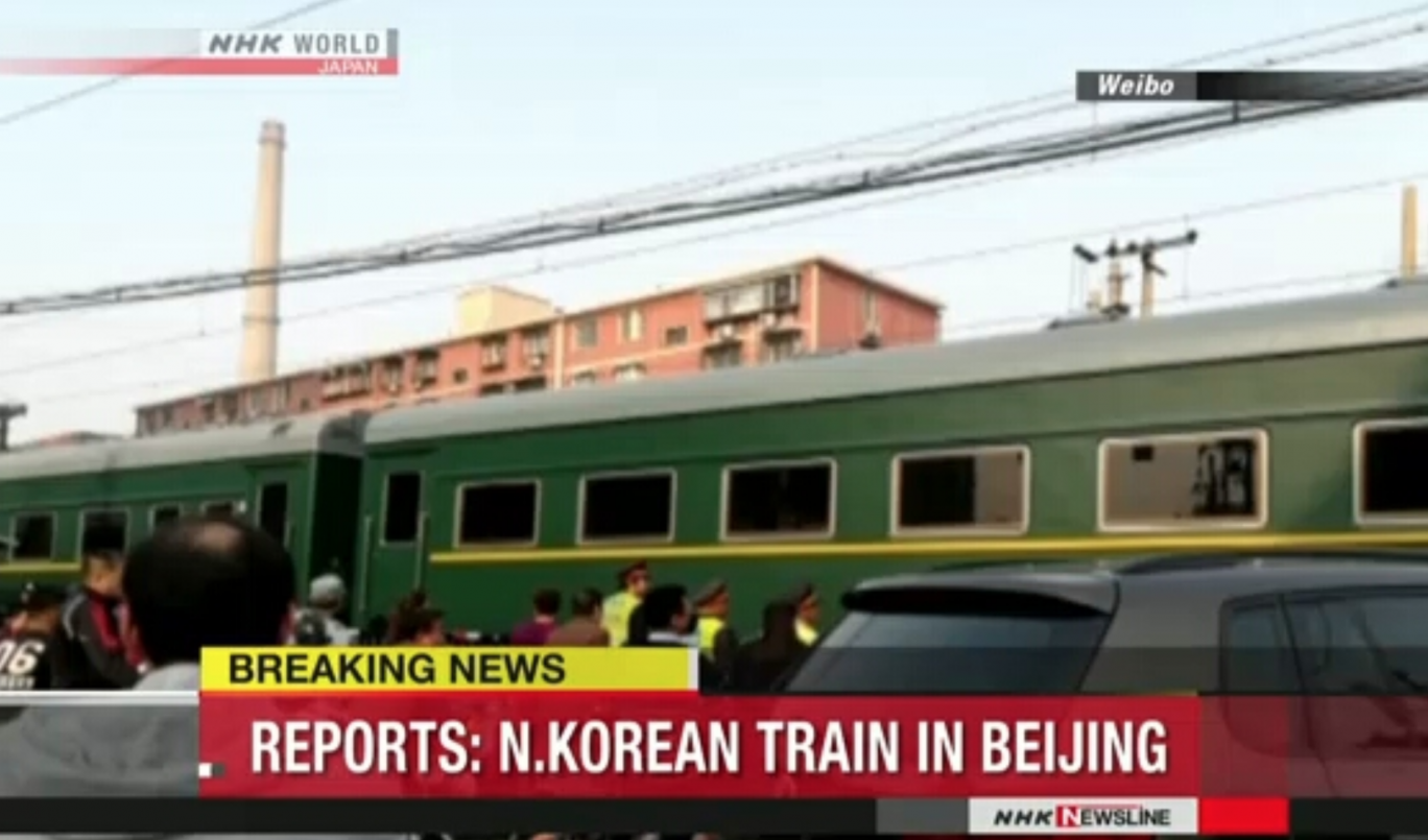 China demonstrates bunk intercontinental train for Beijing-Berlin line 41
