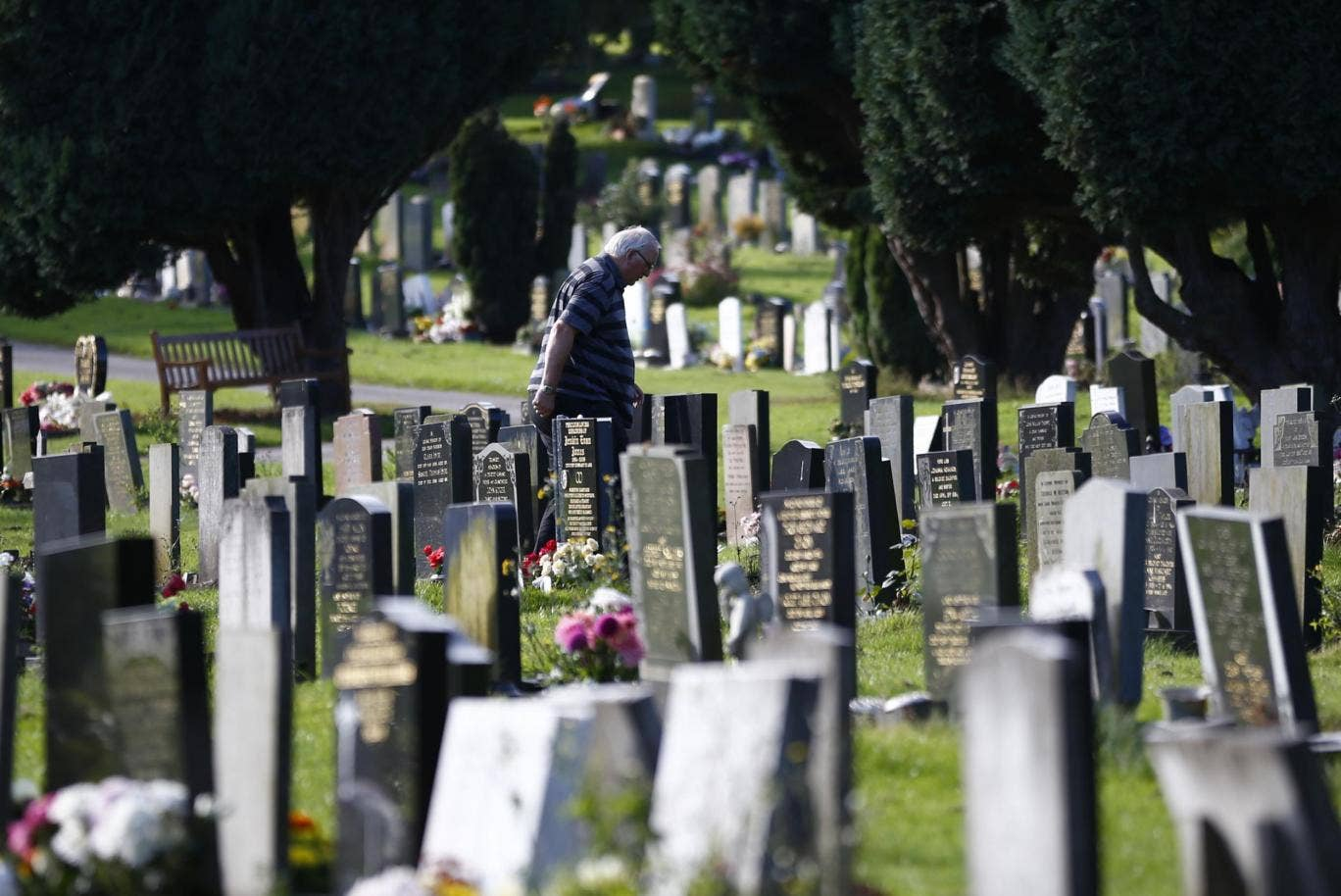online crowdfunding for funerals rise by third in a year: 'we had to