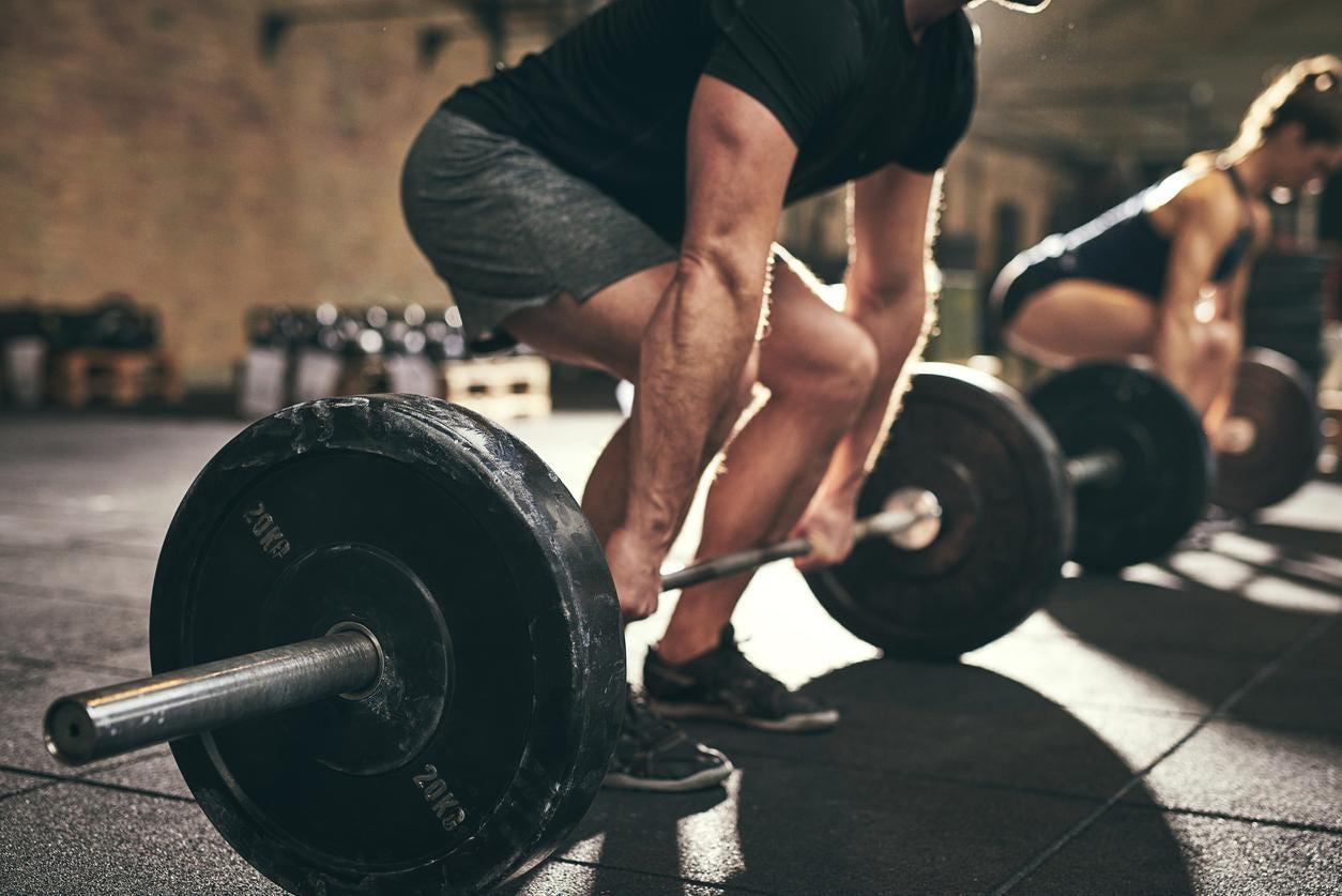 mental health awareness week 2018 lifting weights can reduce