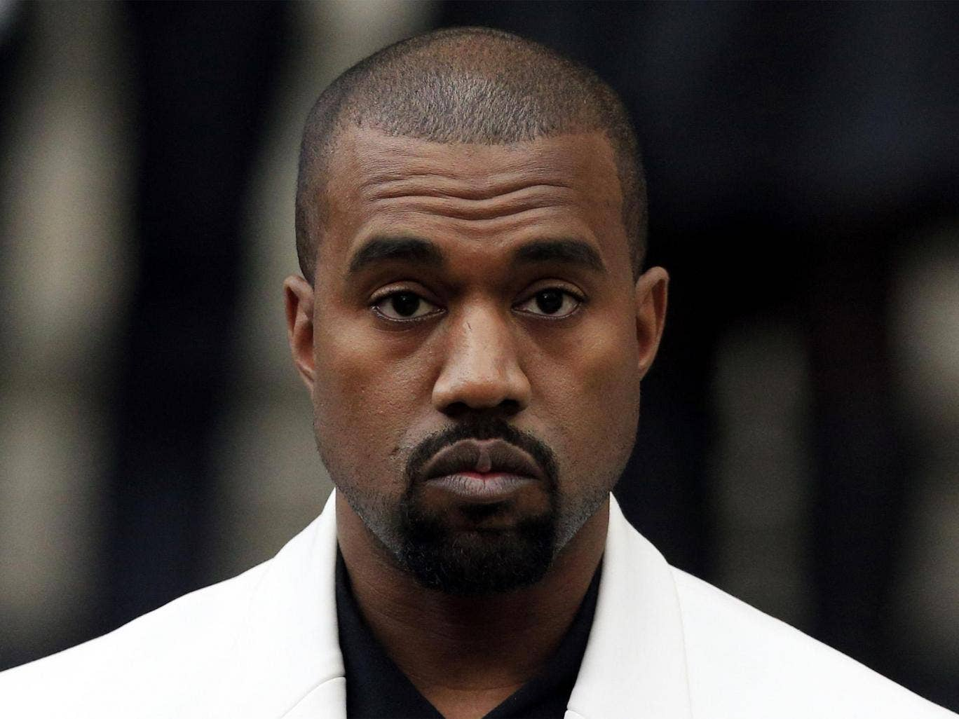Kanye West announced that he 7