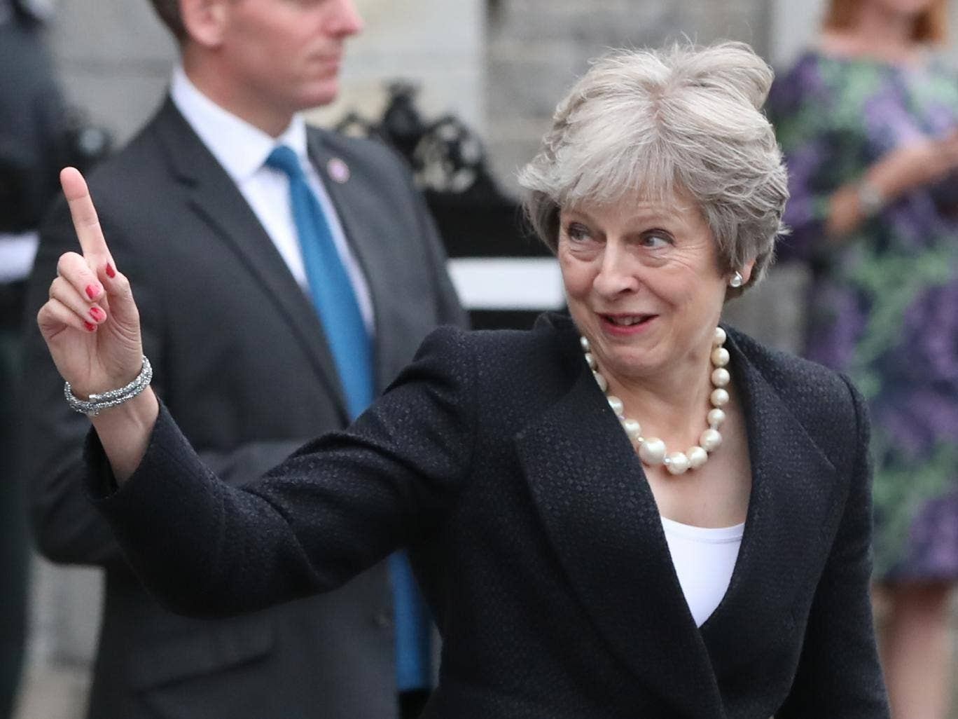 independent.co.uk - Benjamin Kentish - Michel Barnier to give EU's verdict on Chequers plan after Theresa May gives speech in Northern Ireland