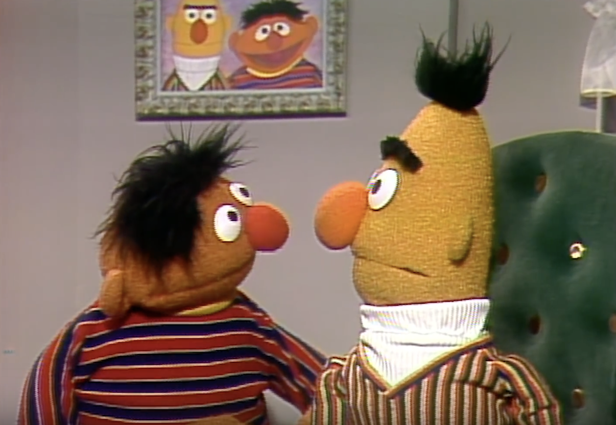 independent.co.uk - Chelsea Ritschel - Bert and Ernie are actually a gay couple, 'Sesame Street' writer reveals