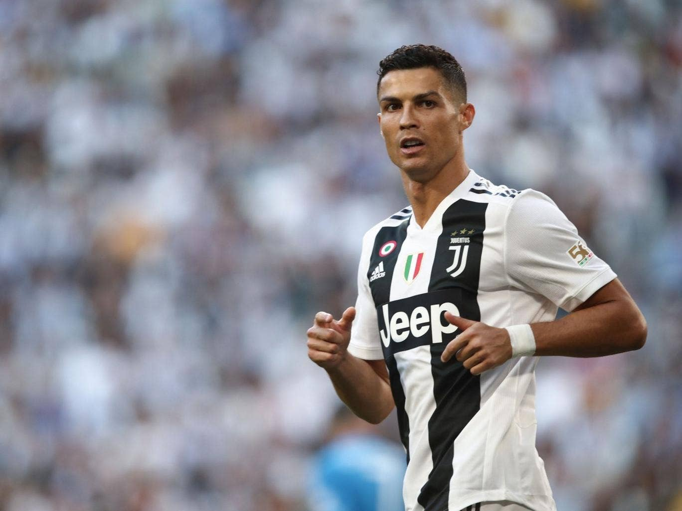 Slikovni rezultat za Real Madrid to take legal action against Portuguese newspaper over claims they forced Cristiano Ronaldo to pay off accuser Kathryn Mayorga