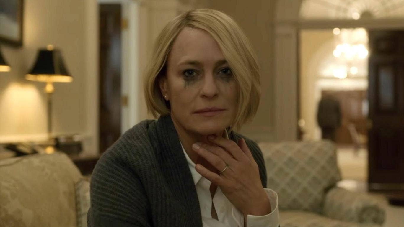 House Of Cards Final Scene The Divisive Season 6 Finale Explained