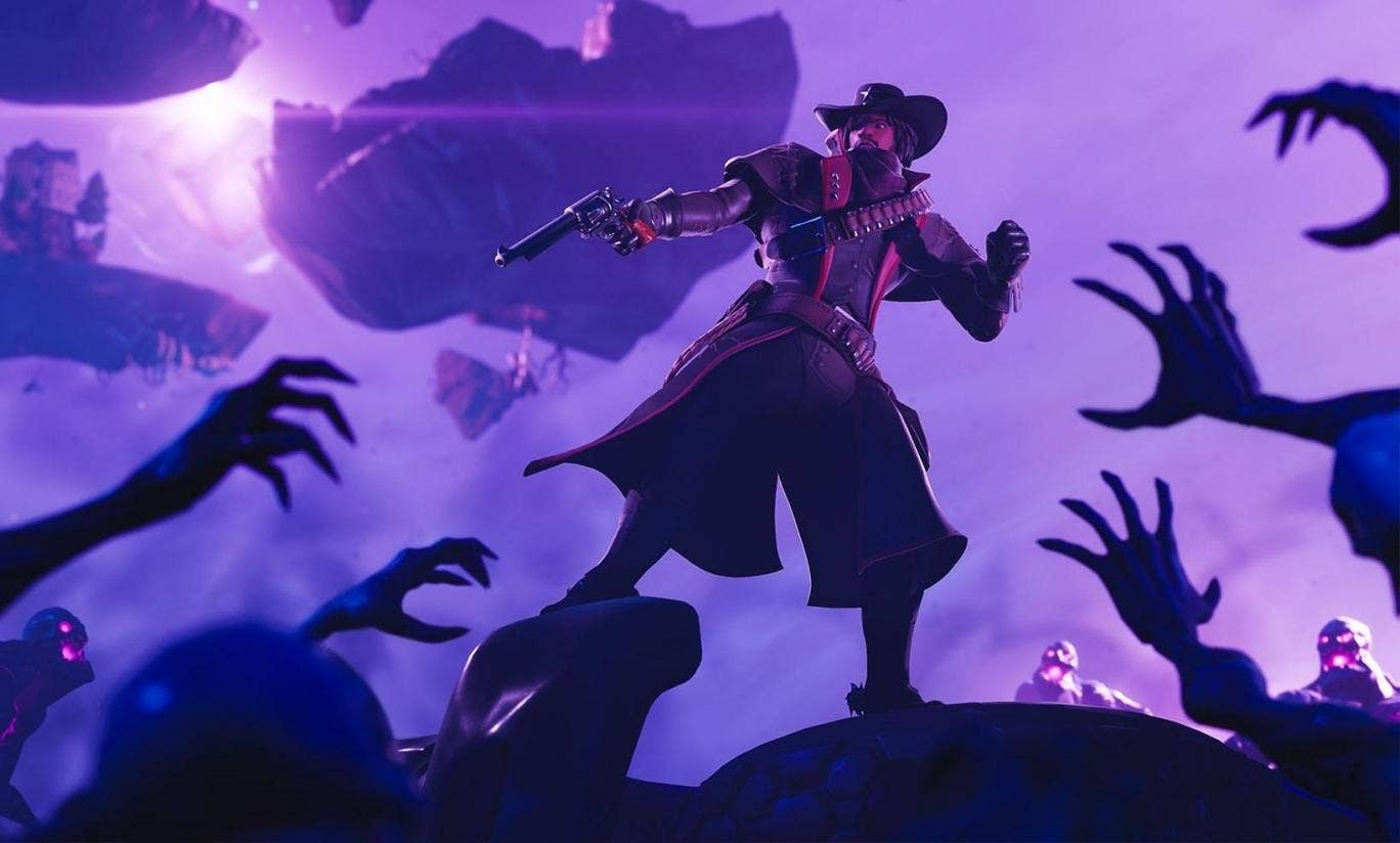 Fortnite Halloween Update Latest Patch Brings Hordes Of Cube