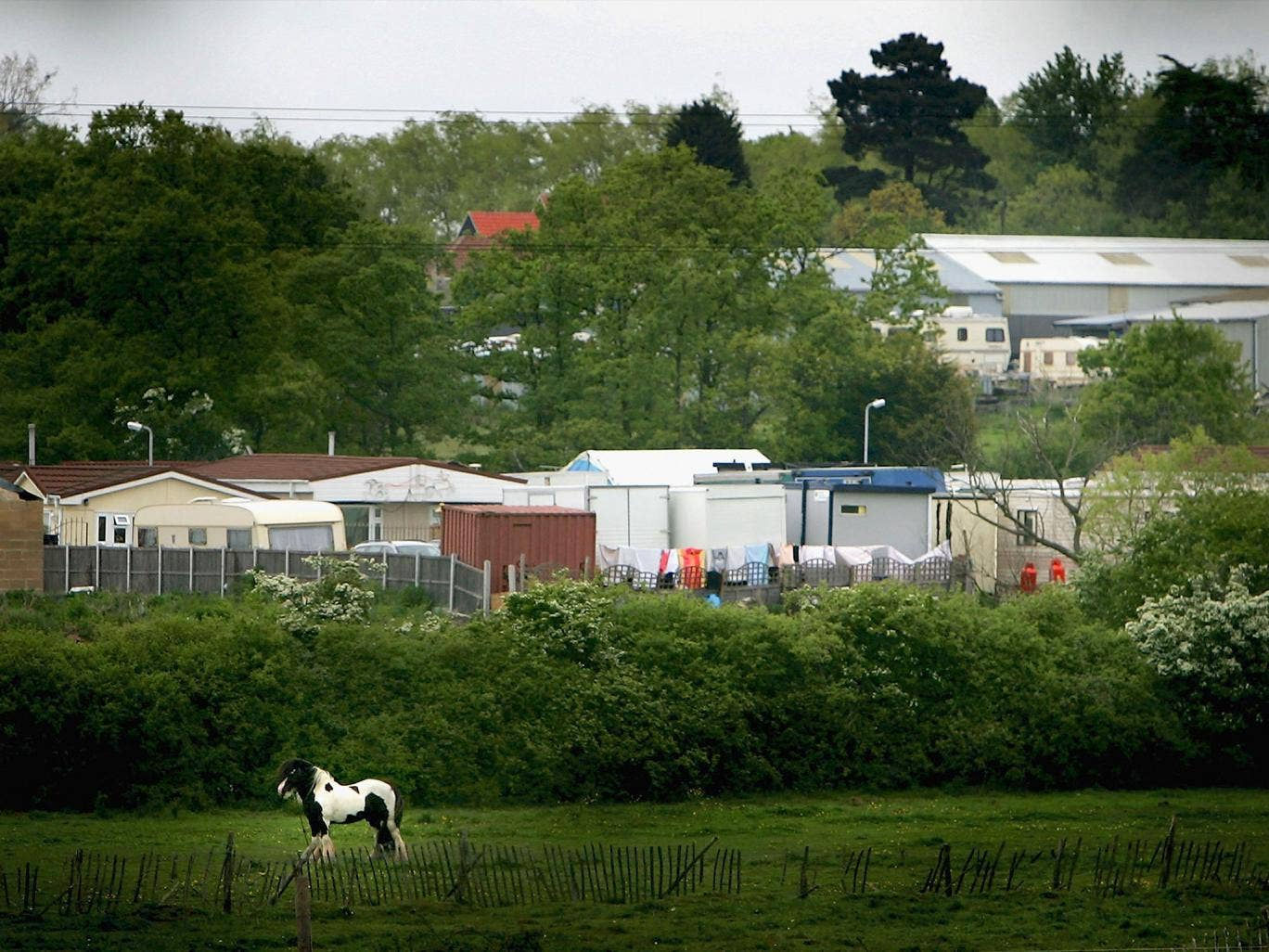 independent.co.uk - May Bulman - Gypsy and traveller families 'driven to the seas' as councils get permission to ban traveller sites