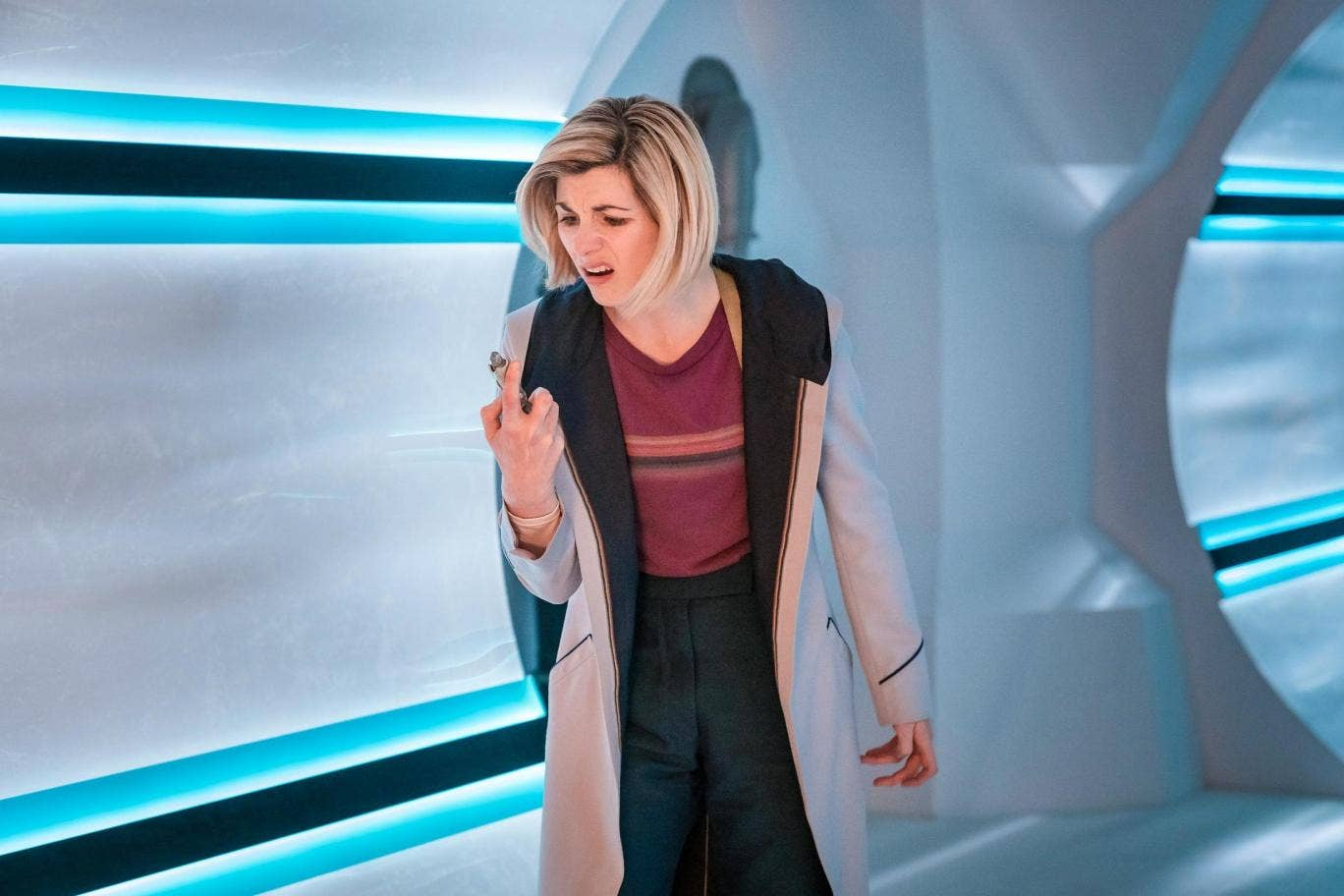 Doctor Who, episode 6 review – Demons of the Punjab: Electrifying ...