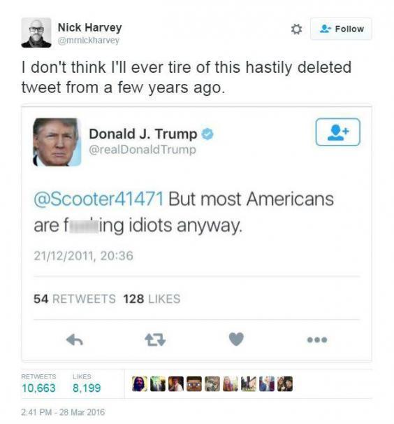 25426 1n7bgq1 this fake donald trump tweet is accidentally proving a hilarious,Trump Twitter Meme Generator