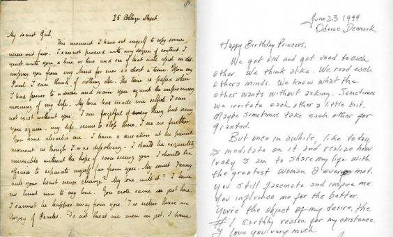 the 10 greatest love letters of all time