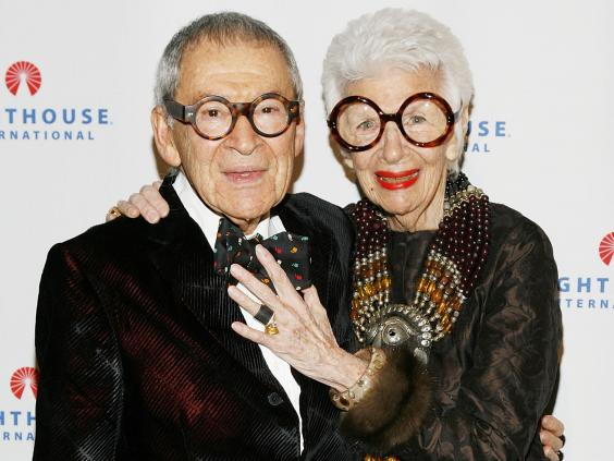 Fashion Legend Iris Apfel On Secret To Her Happy Marriage And Why She S Never Had Plastic
