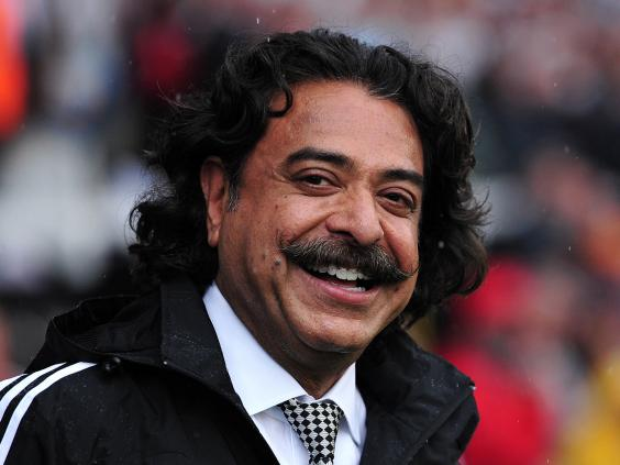 "Shahid-Khan. jpg ""title ="" Shahid-Khan.jpg ""/> </div> <p><!-- END scald=163916 --></div> <p>  Khan was a longtime supporter of a British NFL team (Getty) </p> </div> <p>  During this time, the English football team had to move home elsewhere. </p> <p>  The move is considered a big blow for Tottenham's hopes to host a permanent NFL team in their multi-million new home in the future, planning to use Wembley as a temporary home while Stamford Bridge's enovated could be affected. </p> <p>  There is no indication that Fulham would use the stadium and had received planning permission to redevelop Craven Cottage last month. </p> <p>  <em> More to follow … </em> </p>  <p> <strong> <em> Follow Independent Sport on Instagram to see the best images, videos and stories from around the world. </em></strong></p> <p>                              <meta itemprop="