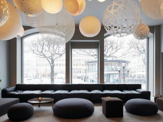Form In Interior Design contemporary hotel design: form, function and fab interiors | the