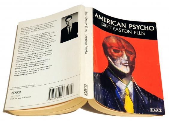 American Psycho book help?