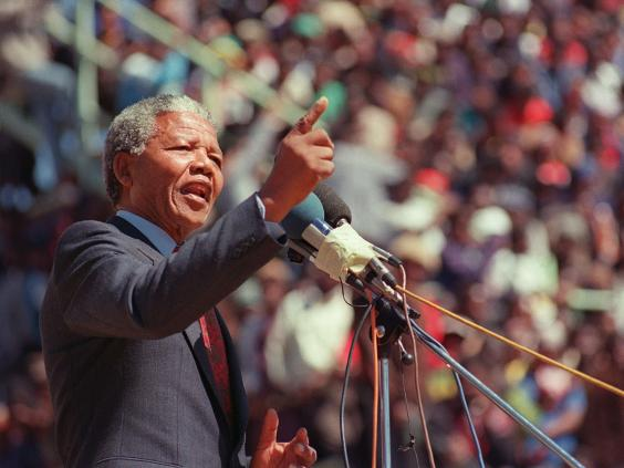 Nelson Mandela biography: A long walk to immortality - the life ...