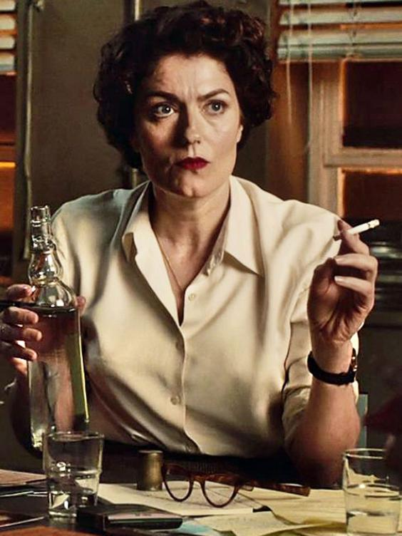 anna chancellor interview