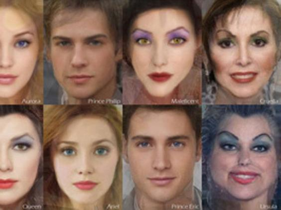 What Disney characters would look like if they were real ...