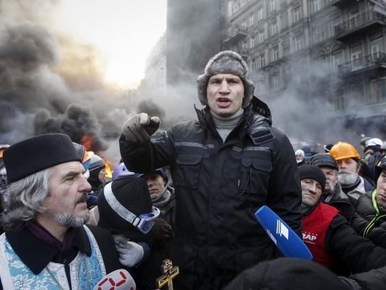 Vitali Klitschko Highlights Hd Rage Reaction Vladimir Klitschko And