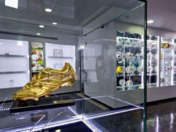 Inside Cristiano Ronaldos Museum I Have Room For More