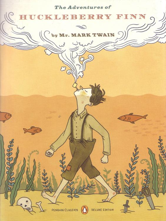 the suitability of mark twains book huckleberry finn for school students For obviously the lack of an index considerably lessens a book's usefulness  mark twain, huckleberry finn:  china has no mark twains, no dickenses,.