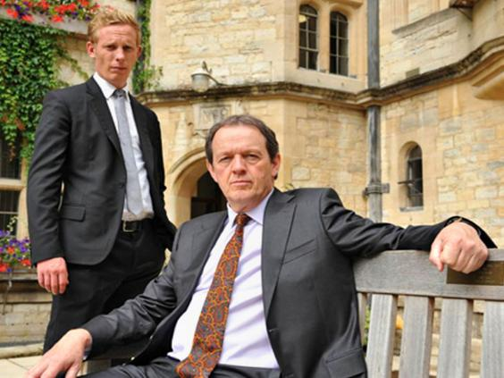 Morse spin off Endeavour gets scandi makeover from The Killing     The Independent morse  jpg
