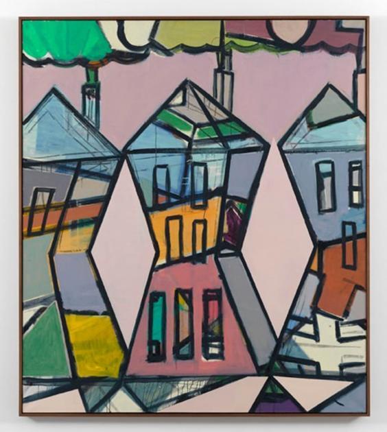 Ansel Krut, Giants of Modernism #2 (Carrot Head), 2009 C the artist, courtesy Modern Art jpeg.jpg