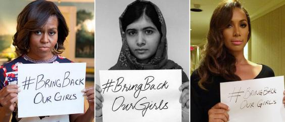 Image result for bring back our girls