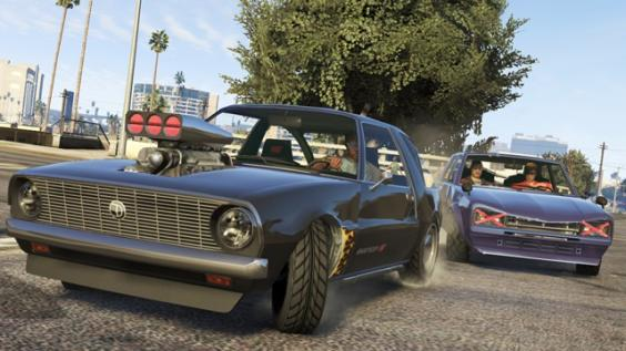 Gta Online Gets I M Not A Hipster Update With Vintage Cars