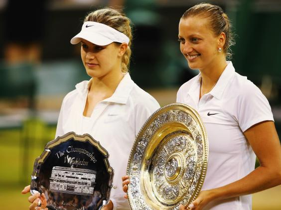 the women s wimbledon championship game Wimbledon's championship consists of five math games math chris evert lloyd was the last married woman to date to win the women's singles at wimbledon.