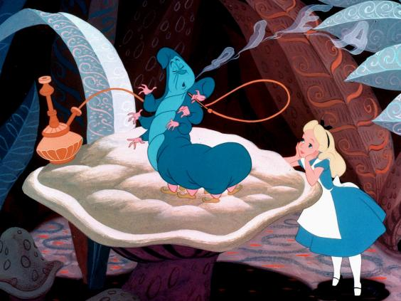 growing up in alice and wonderland