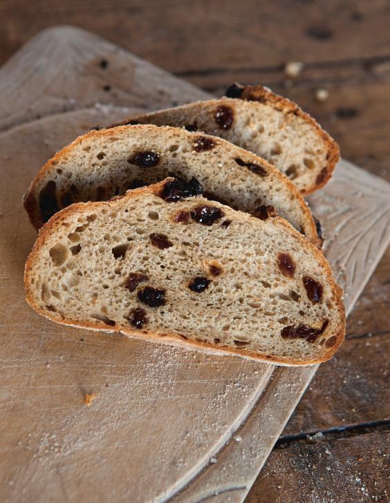 Recipe Rye And Raisin Bread